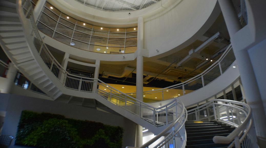 TCC Center for Innovation interior view