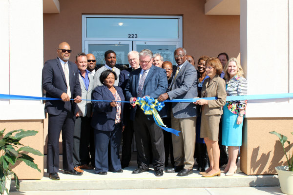 Grand opening of the new TCC Gadsden Center
