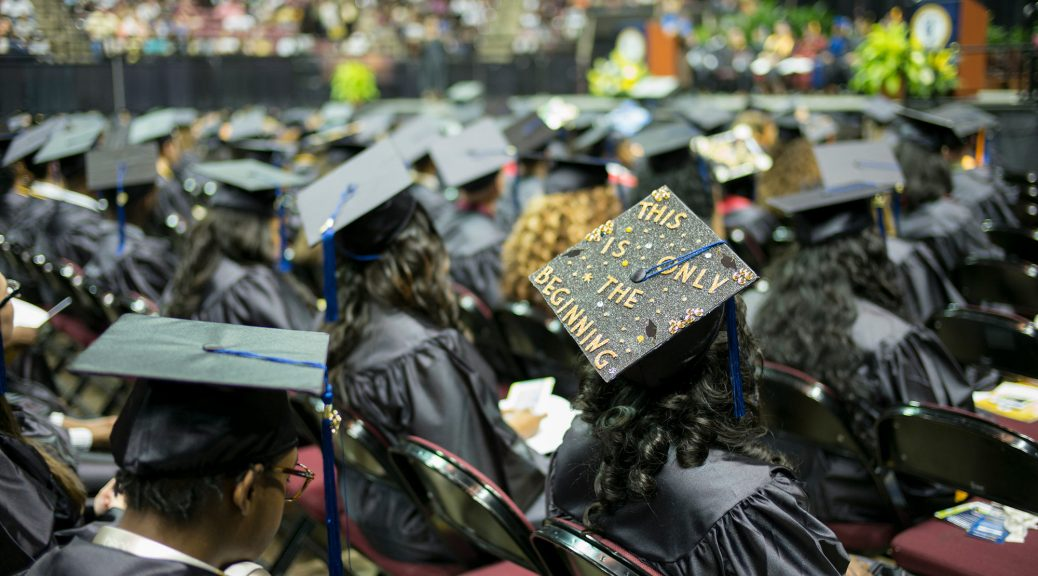 Tallahassee Community College's Commencement Ceremony 2016