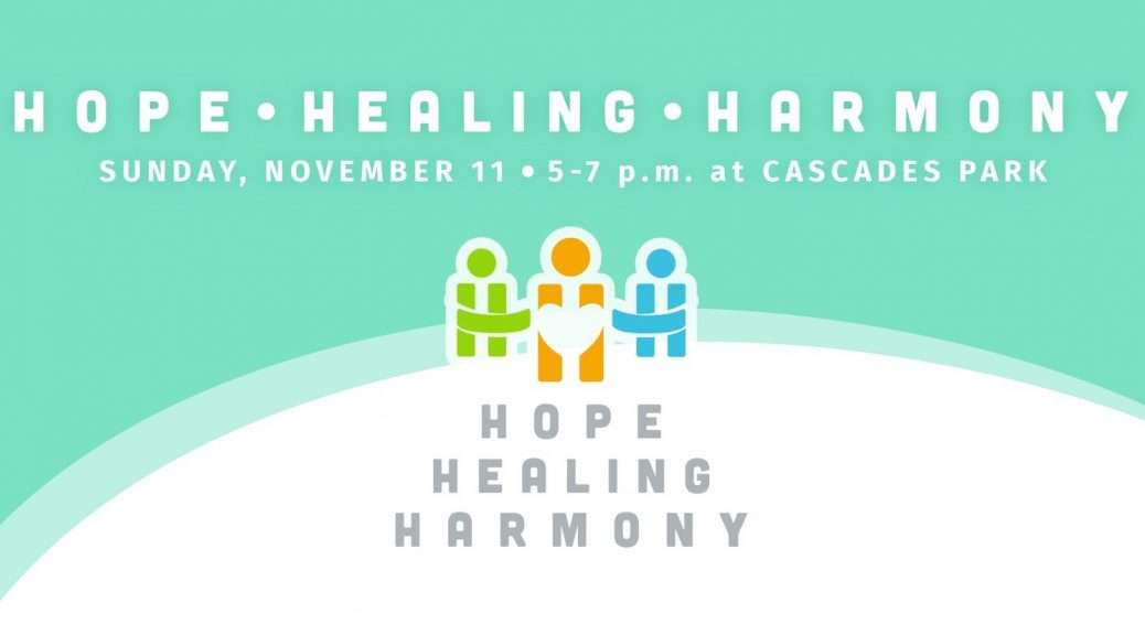 Hope Healing Harmony Candlelight Vigil & Community Gathering
