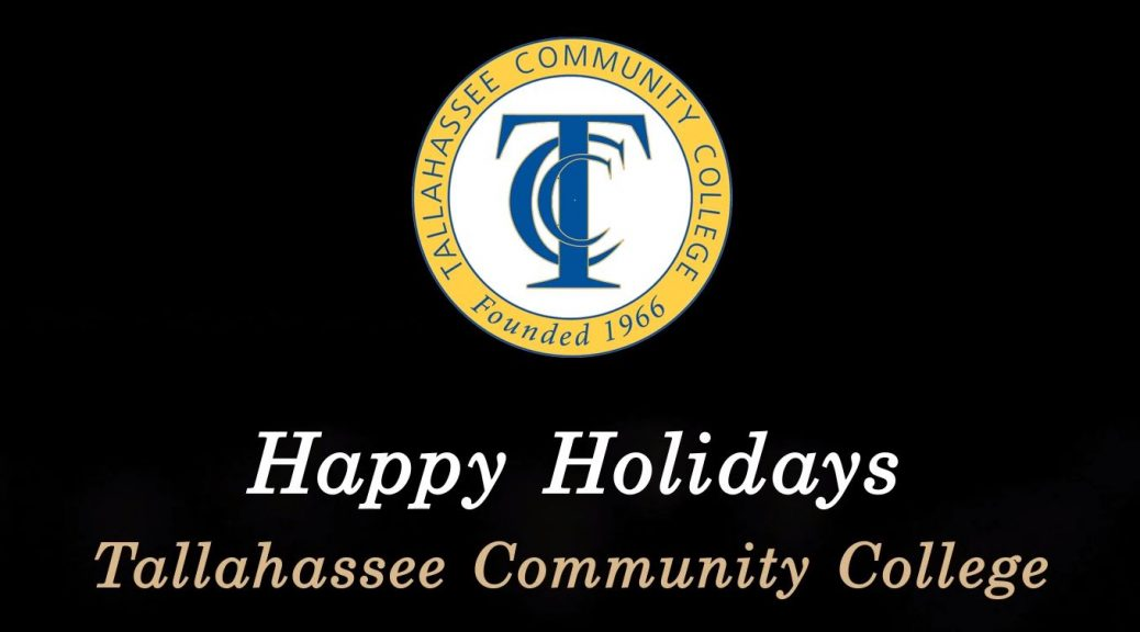 Happy Holidays from Tallahassee Community College