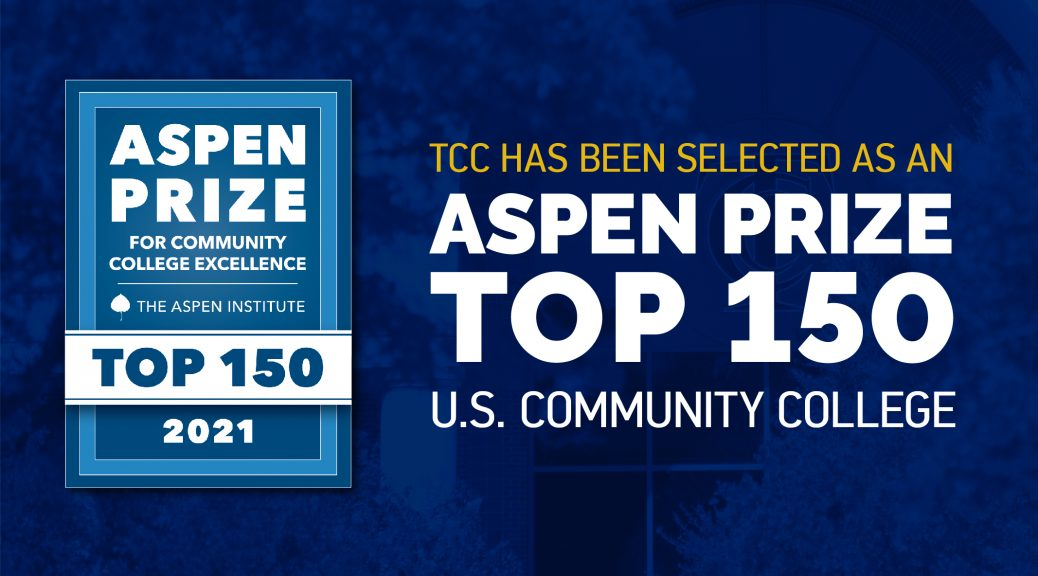 Tallahassee Community College Aspen Prize Top 150