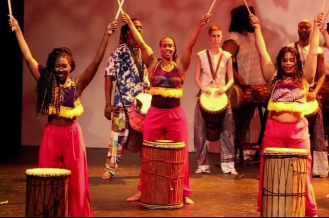 TCC African Drum and Dance Ensemble Spring Show