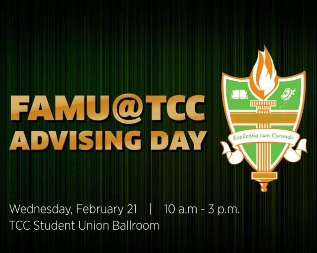FAMU Advising Day
