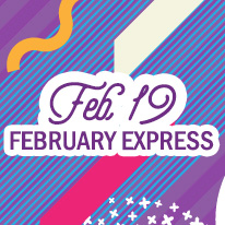 February Express Session Begins