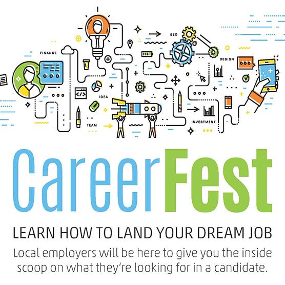 CareerFEST: Land Your Dream Job