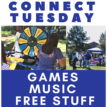 Connect Tuesday: Games, Music and Free Stuff