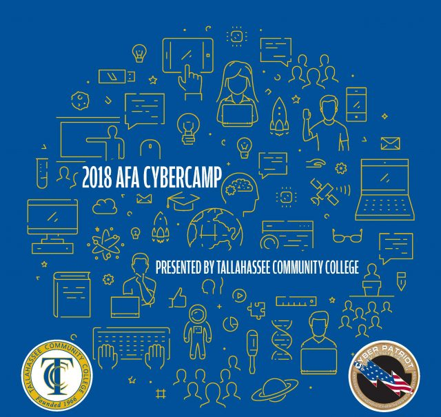 2018 AFA CyberCamp  – Hurry, Space is Limited!