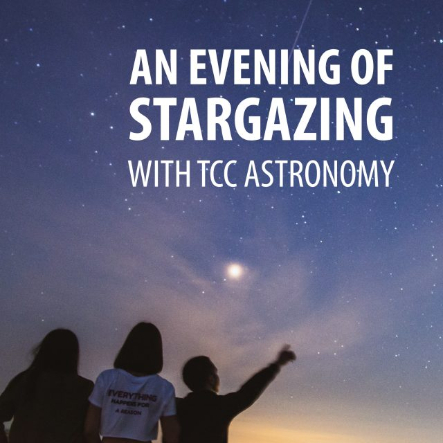 Come Stargaze With Us