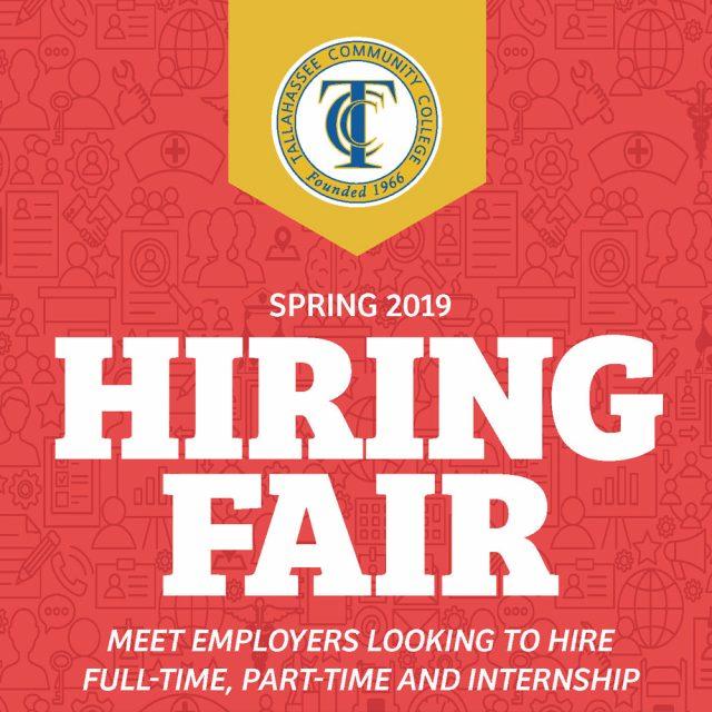 Career Center: Hiring Fair
