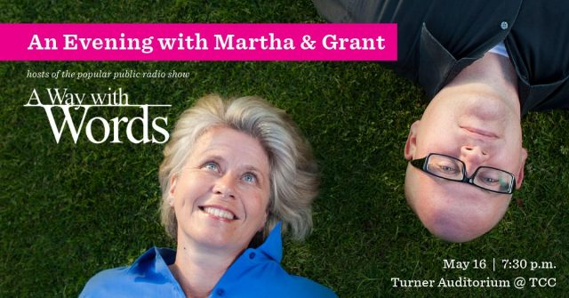 Word of South Festival: An Evening with Martha & Grant