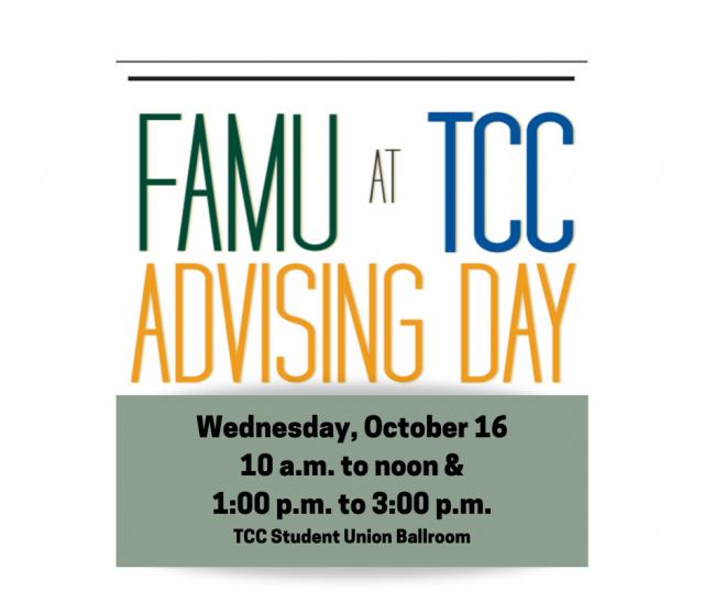 FSU Advising at TCC