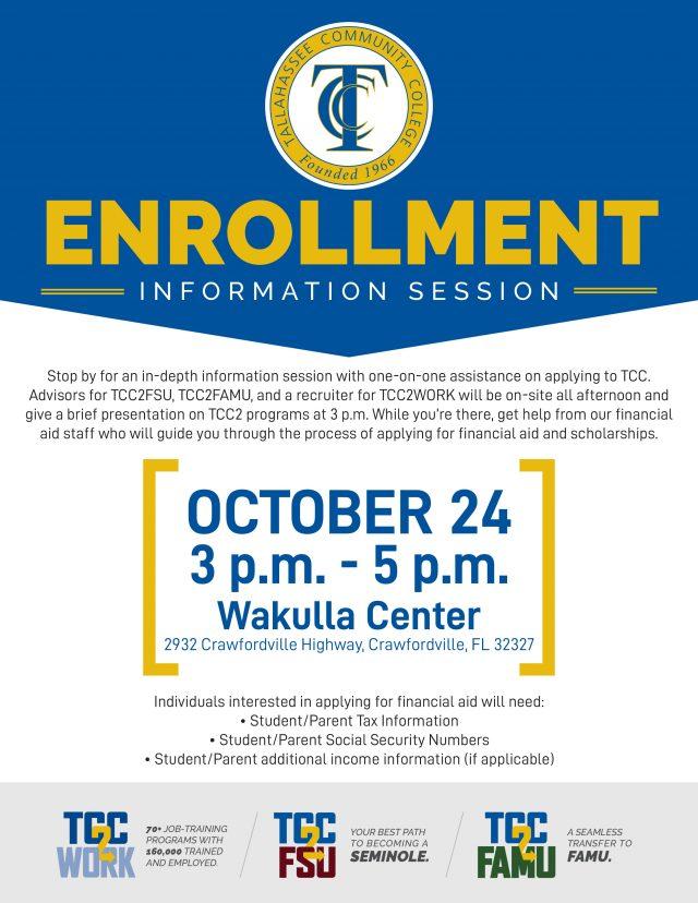 Enrollment Information Session
