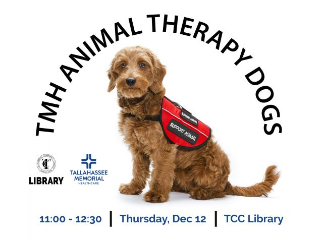 TMH Animal Therapy Dogs