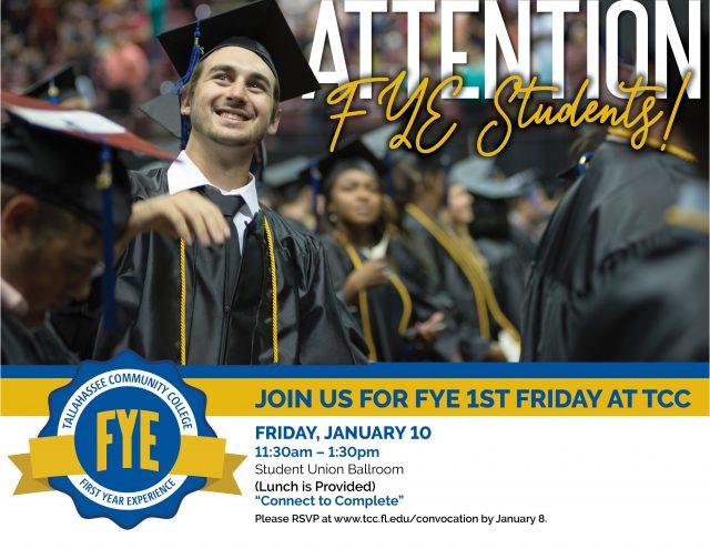 1st Friday at TCC