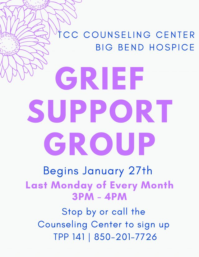 TCC Grief Support Group
