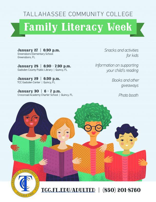 Adult Ed Literacy Week