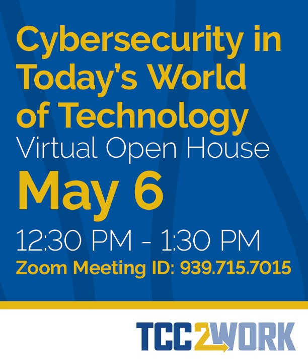 Cybersecurity Virtual Open House