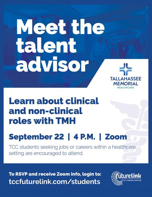 TMH Career Advising