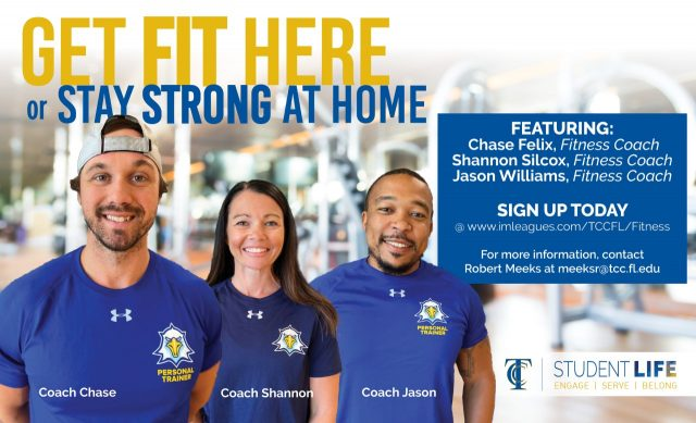 Fitness Classes: In-Person or At-Home
