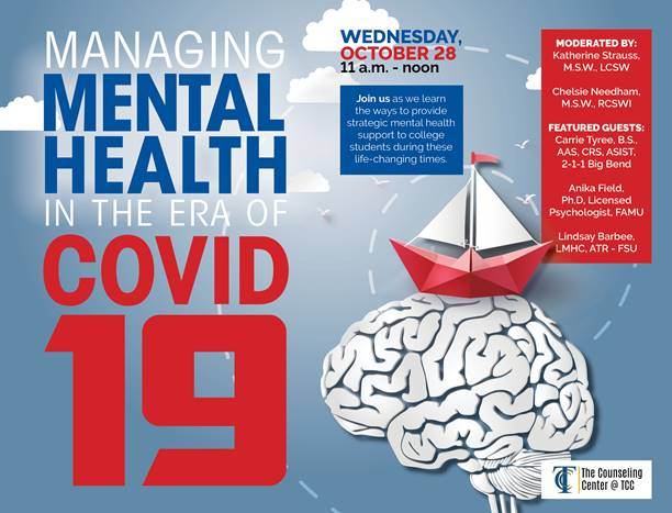 Managing Mental Health in the Era of COVID-19